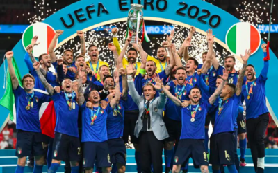 Music and sports as signs of better days ahead of Italy