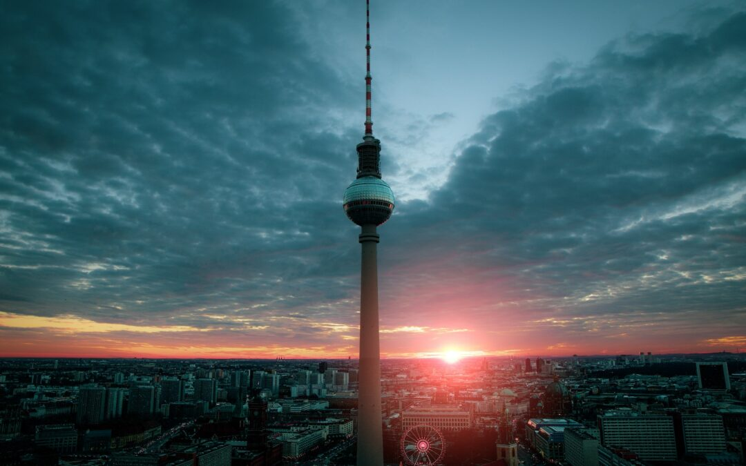 """Mayor of Berlin: """"In 2022, Berlin will be the center of attention for the basketball world"""""""