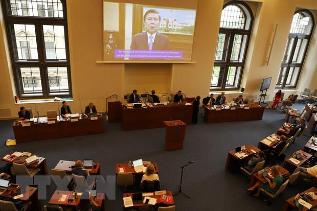 Leipzig and Ho Chi Minh City established a partnership