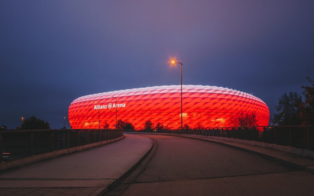 Football stadiums in Germany are welcoming fans back