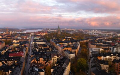 """Mayor König Jerlmyr: """"I believe there is no better place than Stockholm for talented women to thrive"""""""