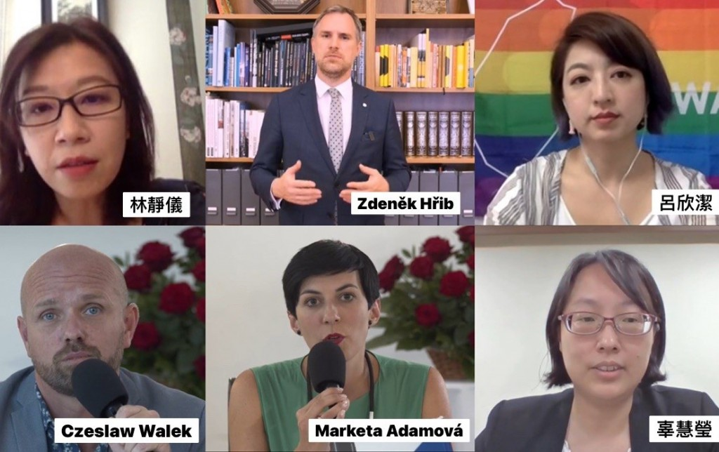 Czech Republic and Taiwan hosted a joint event highlighting gender issues