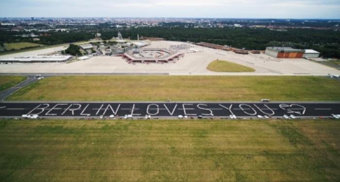 "Mayor of Berlin attended ""Berlin loves you!"" event"
