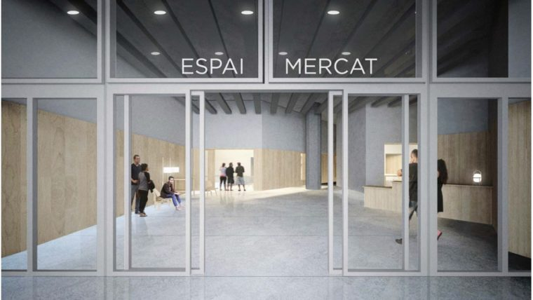 Barcelona: 1,430,000 euros to be invested in the expansion of Mercat de Sant Antoni