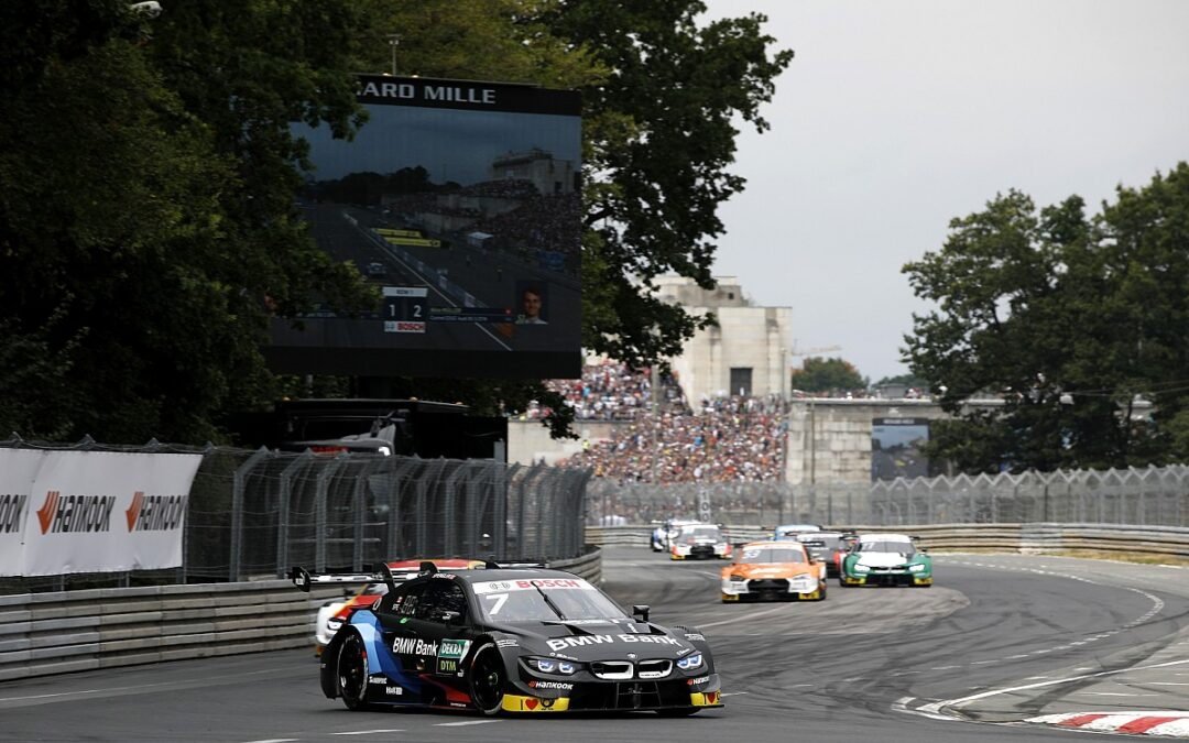 The iconic Norisring to host 2021 DTM season finale in October
