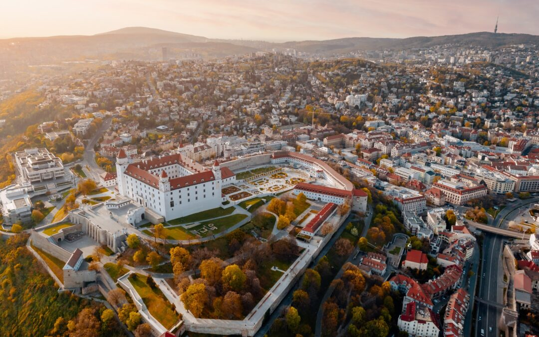 """Mayor Vallo: """"Today, Bratislava is the most vaccinated city in Slovakia"""""""