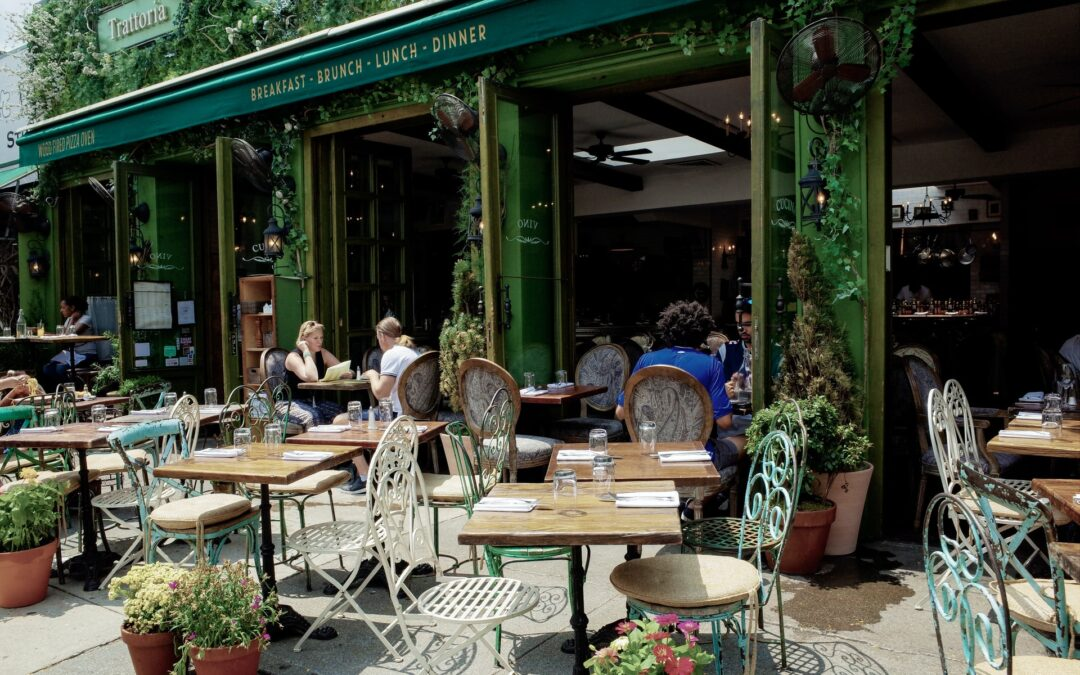 Amsterdam: caffes and restaurants can extend terraces during winter