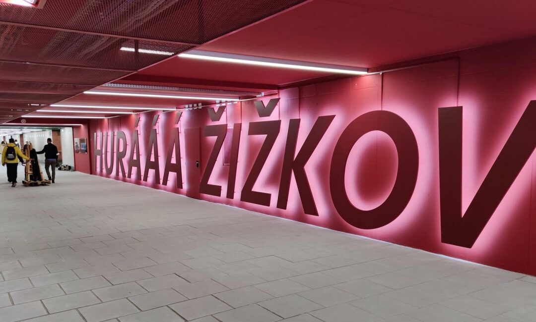 Prague: new tunnel from Žižkov to main train station has been opened