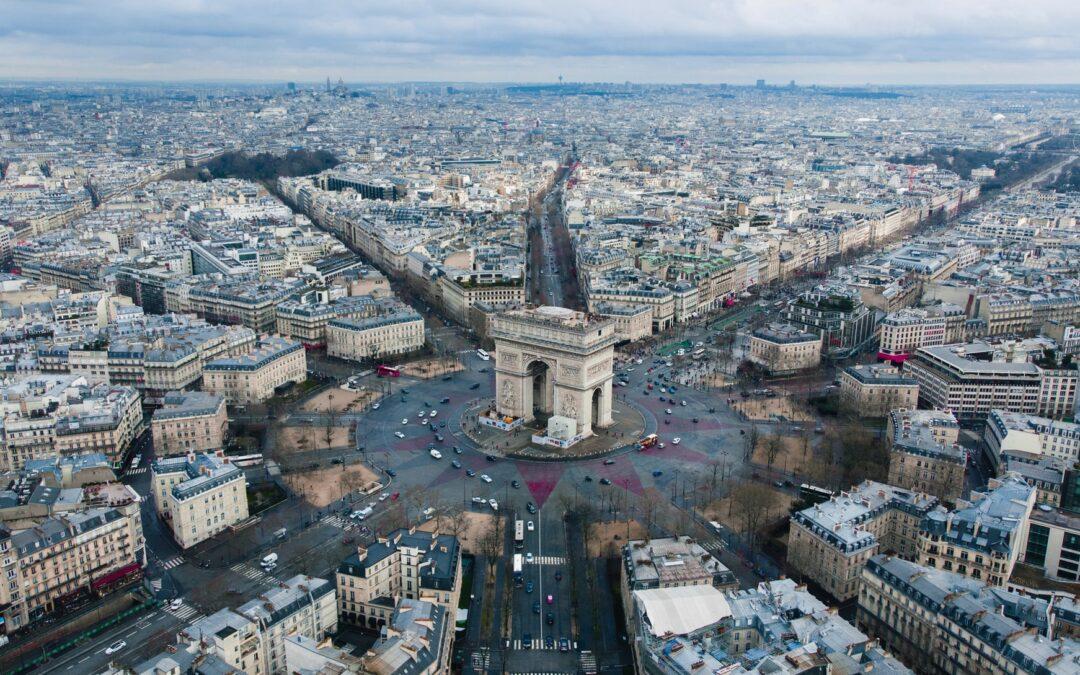 Paris introduced citywide 30 kmh speed limit