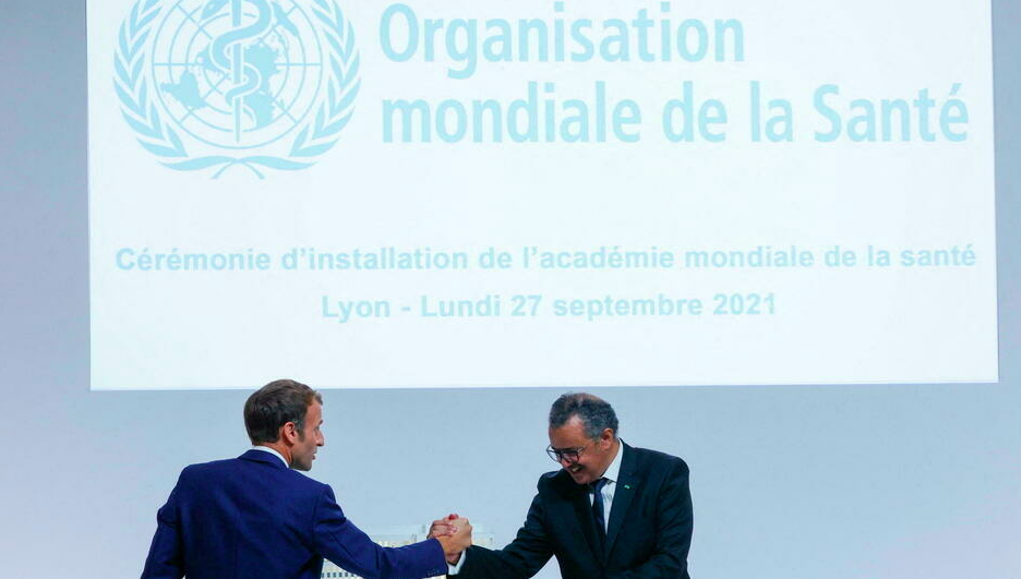 """""""Lyon is an exceptional ecosystem for medicine and wants to be the capital of cooperation"""""""
