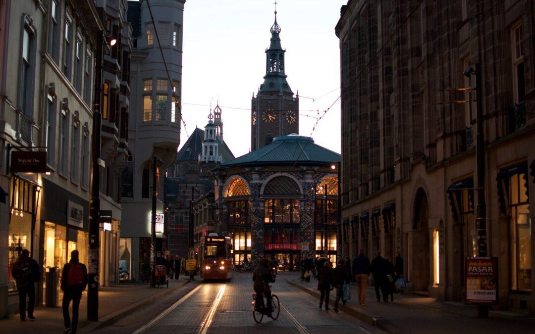 Mayor Van Zanen to speak at GovTech Summit in Hague